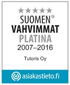Suomen vahvimat 2015