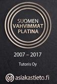 Suomen vahvimat 2017