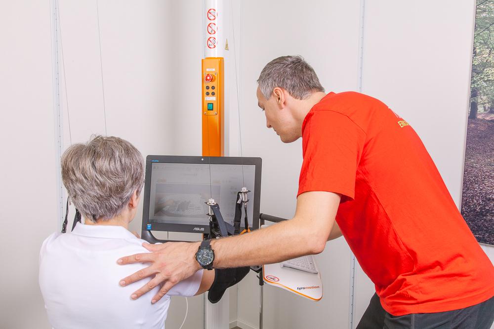 Neurologinen fysioterapia hyödyntää teknologiaa monin tavoin.