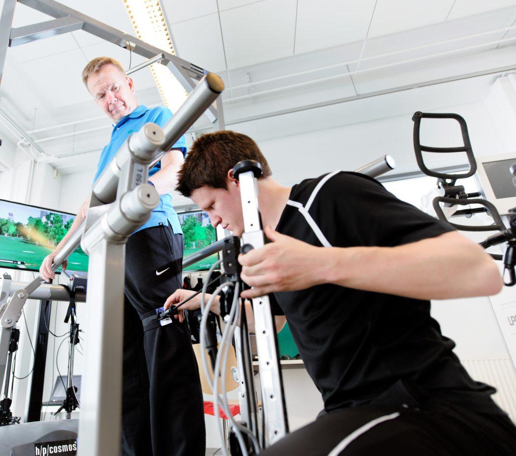 Fysioterapia on fysioterapeutin ja kuntoutujan yhteistyötä